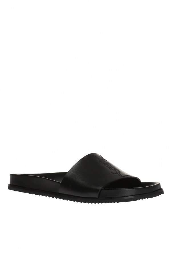'jimmy' slide sandals od Saint Laurent